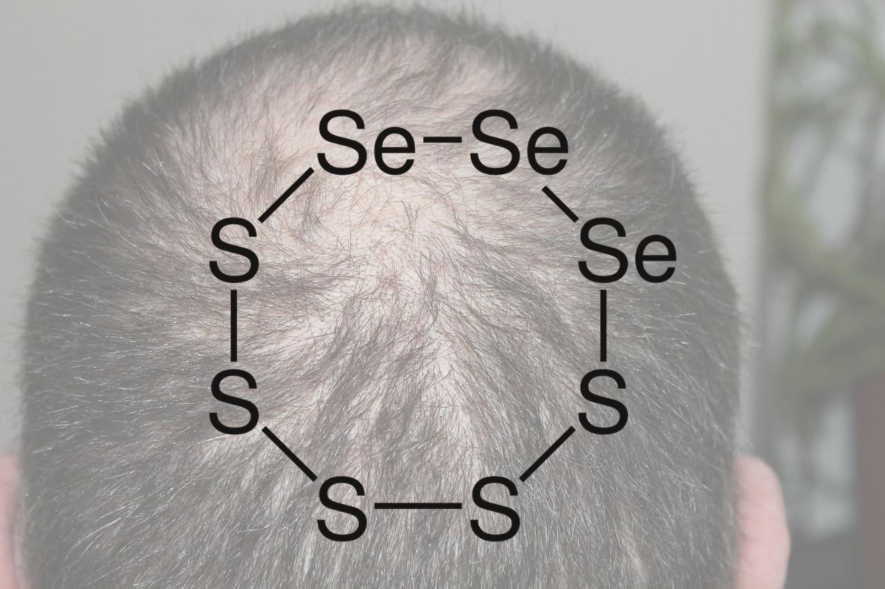 Selendisulfid und Haarausfall: Gibt es eine Verbindung?