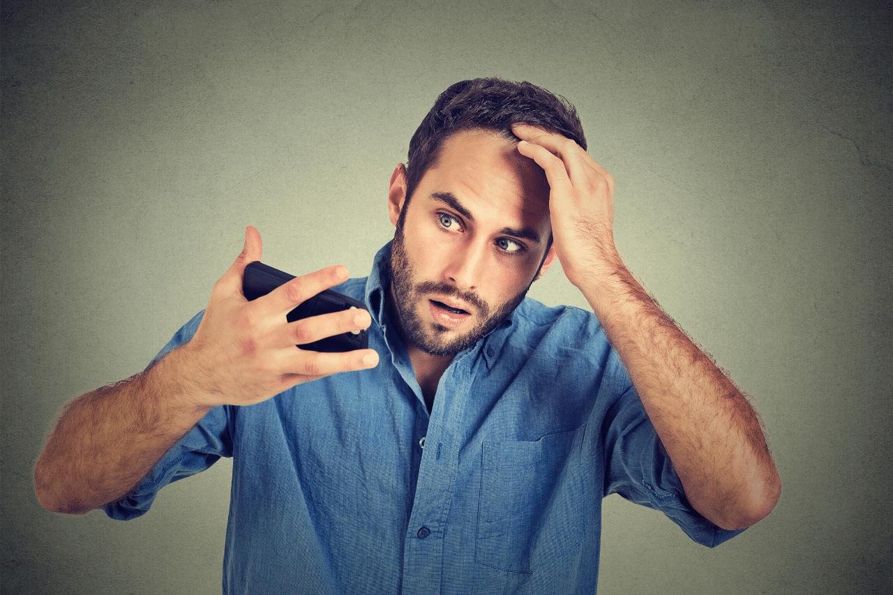 Haaransatz wiederherstellen Haarlinie korrigieren mit diesen Methoden!