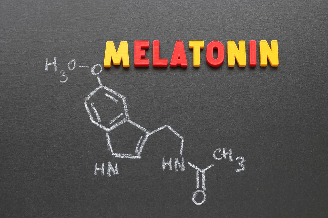 Melatonin gegen Haarausfall Kann es den Haarwuchs stimulieren