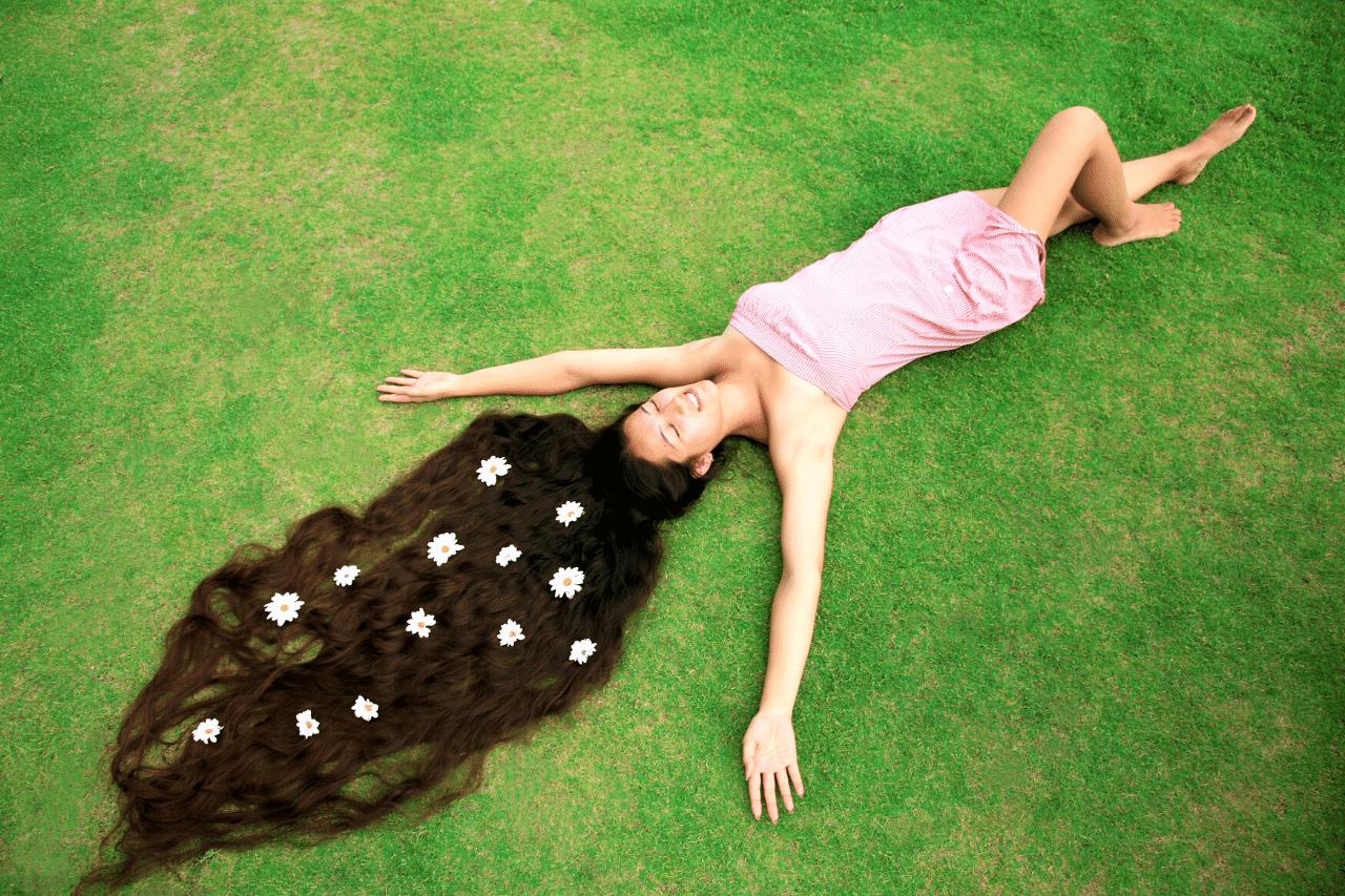 Haare schneller wachsen lassen mit der Inversion Method!