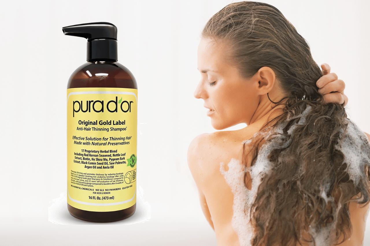 Pura D'Or Shampoo Erfahrungen Wirkt es gegen Haarausfall
