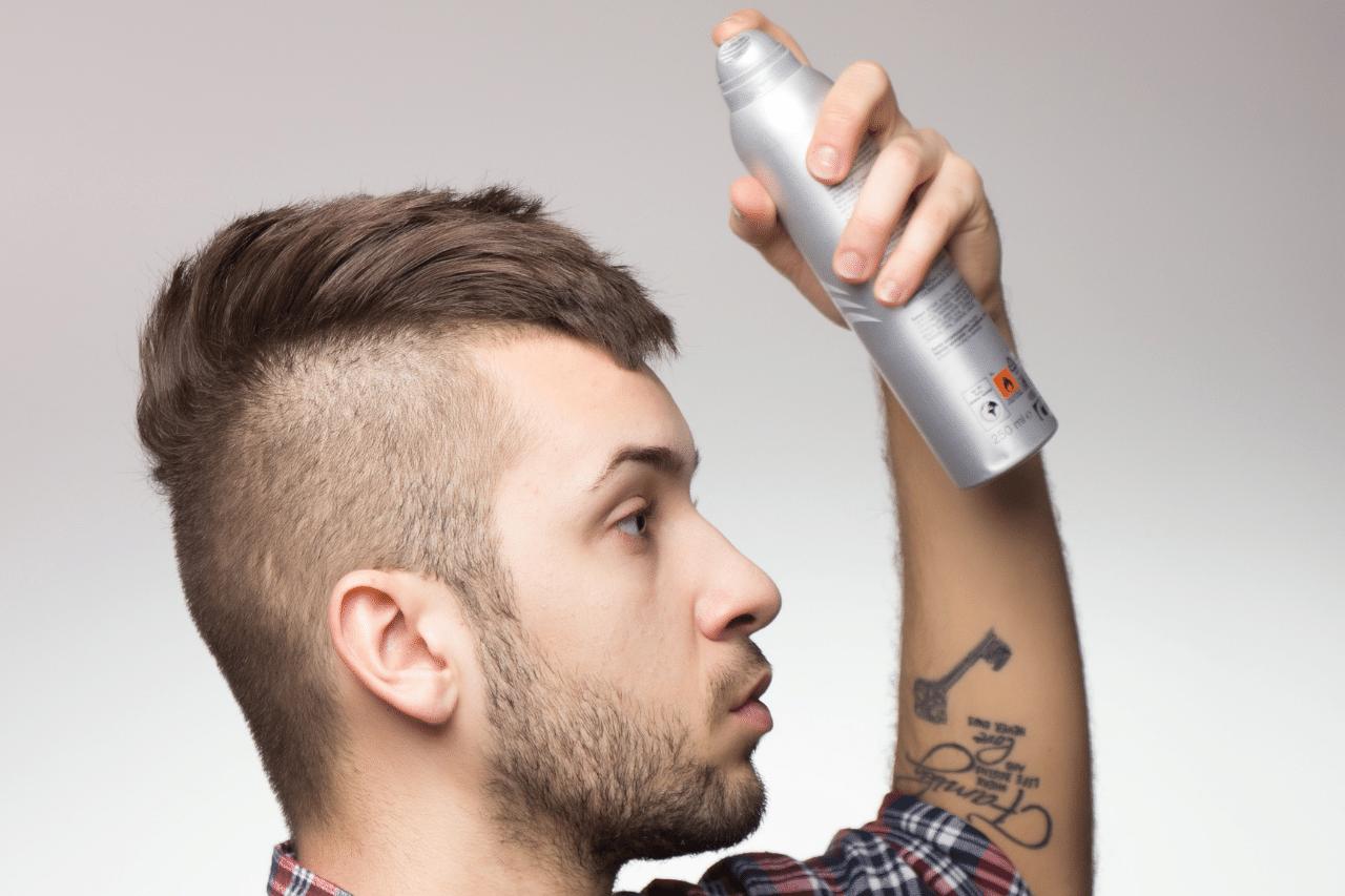 Haarausfall durch Haarspray und Haargel Mythos oder Wahrheit